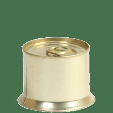 Produit - Boîtes de conserve - Evasée